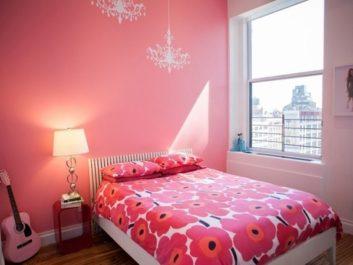 Pembe Yatak Odası Projesi